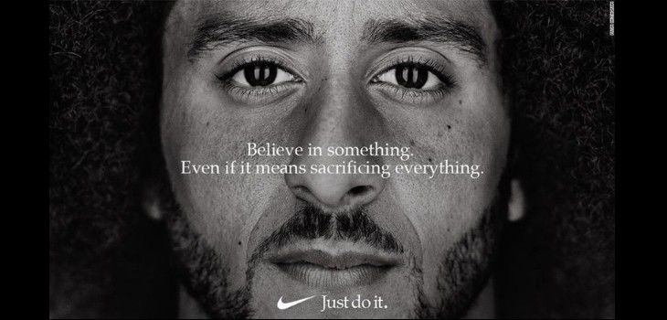 Sports Finance Report: Nike Makes Wise Business Decision, Kaepernick Face of Ad Campaign