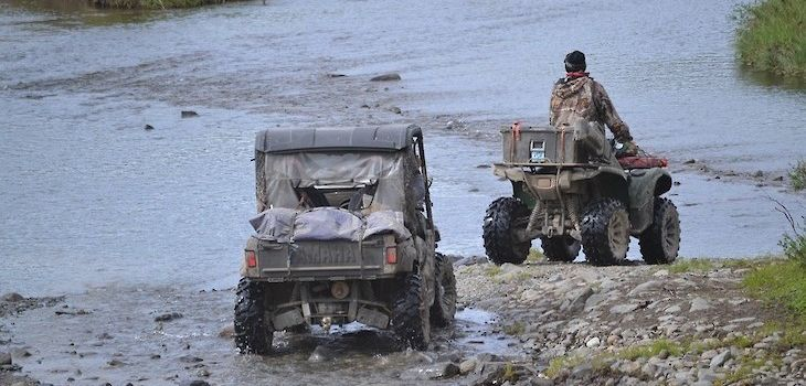 DNR Conservation Wardens Reminder to ATV and UTV riders: 'Wear it, Wisconsin!'