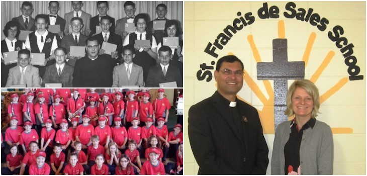 St. Francis de Sales School Celebrates 60th Anniversary With September 15th Event