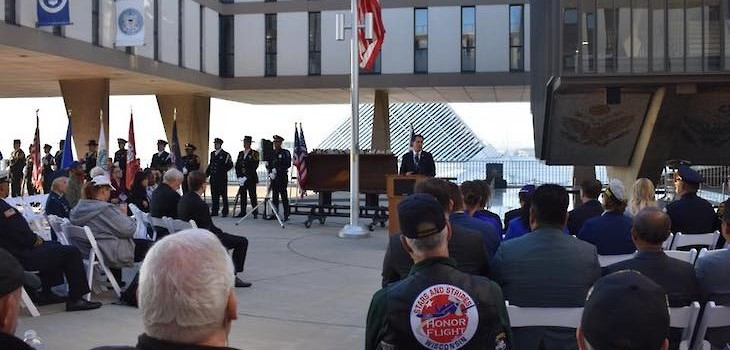 Governor Walker Honors Victims and First Responders on the Anniversary of 9/11