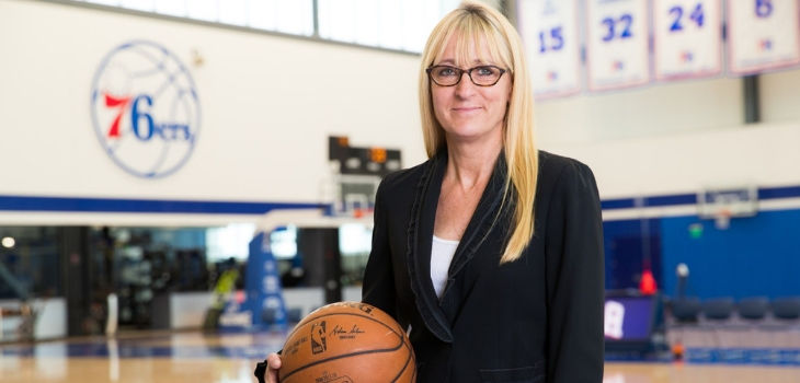 Sports Finance Report: 76ers COO Lara Price Offers Insight on Engaging Fans
