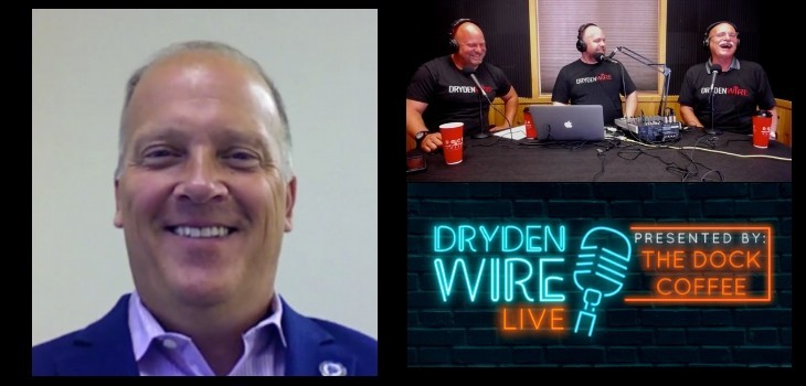 (WATCH) DrydenWire Live w/ Special Guest: Wisconsin Attorney General Brad Schimel