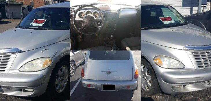 FOR SALE: 2005 PT Cruiser (Limited Sport)