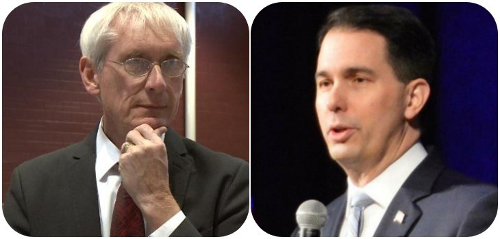 WPR: Evers Opens Up 5-Point Lead Over Walker In Latest Marquette Poll