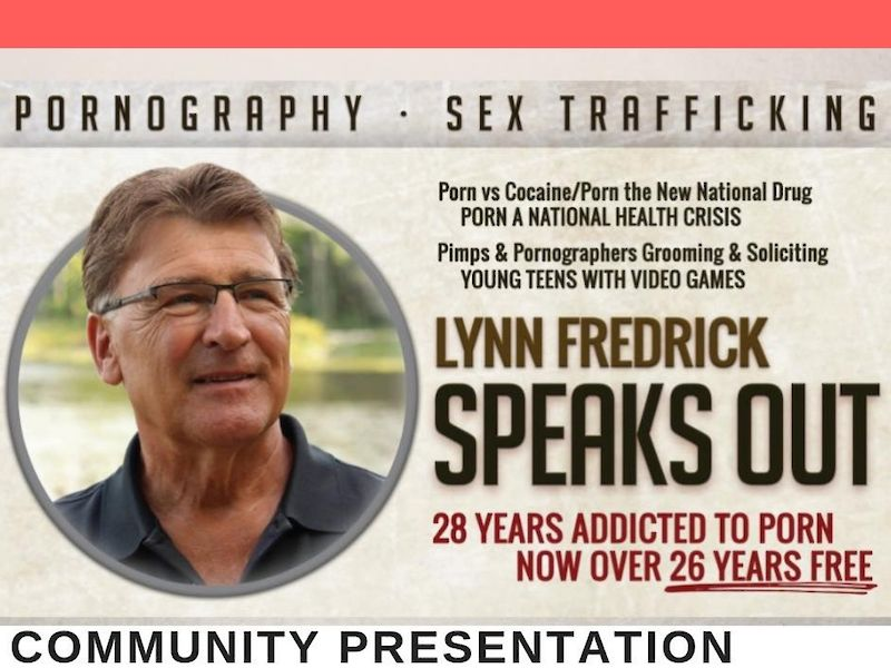 Presentation on the Public Health Crisis of P*rnography and Sex Trafficking