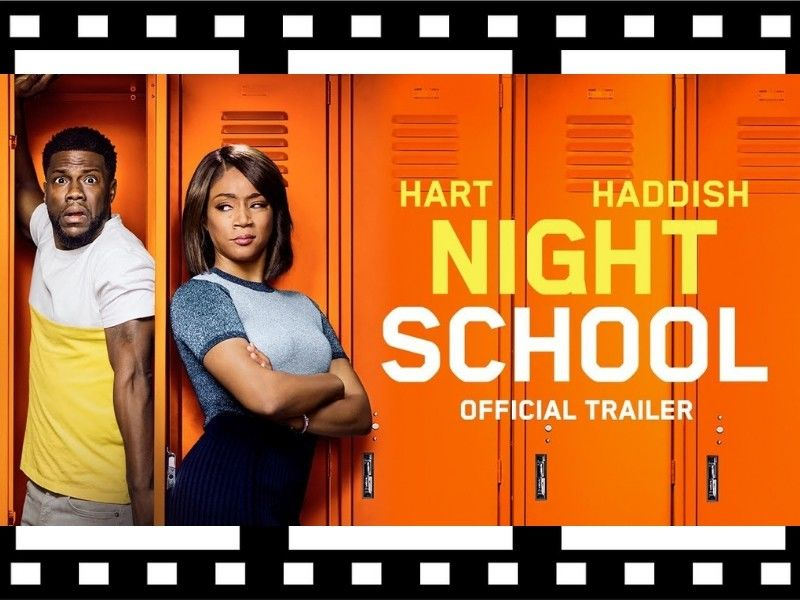 Movie Review: 'Night School'