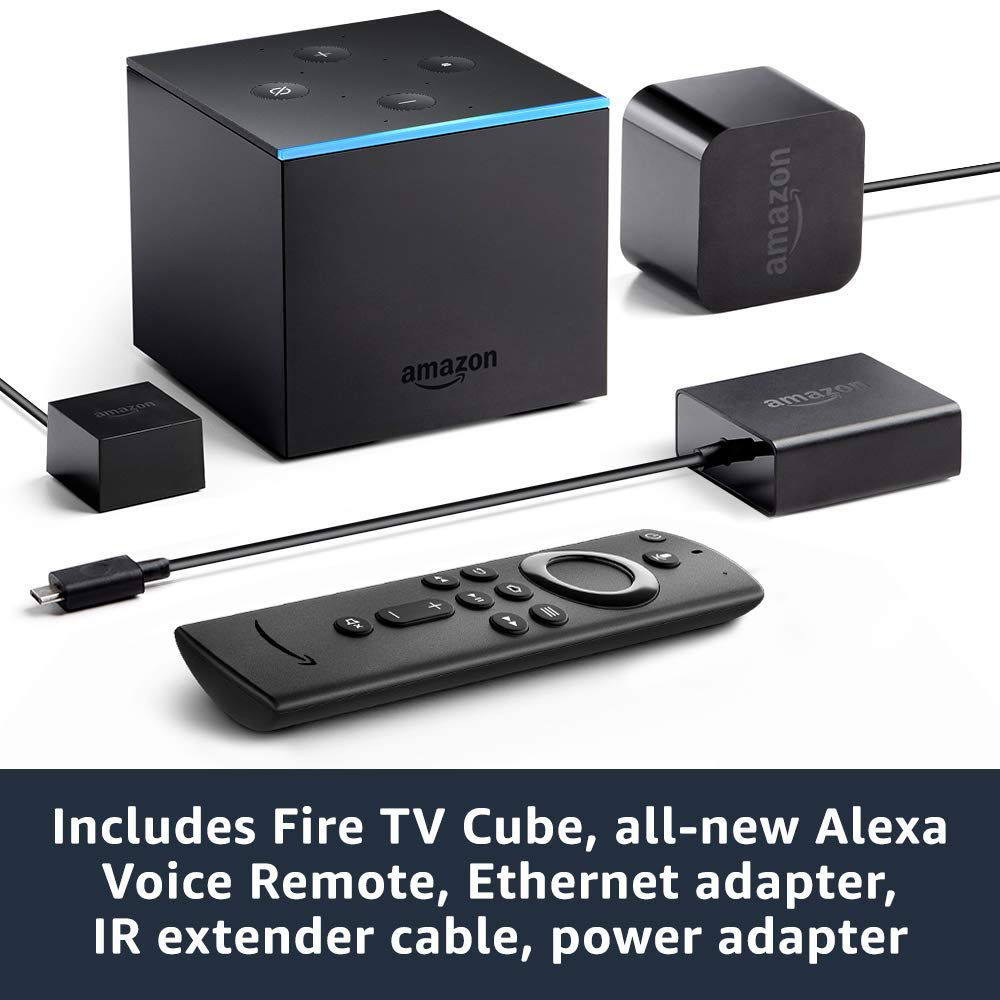 Amazon Introduces Fire TV Cube | Recent News | DrydenWire com