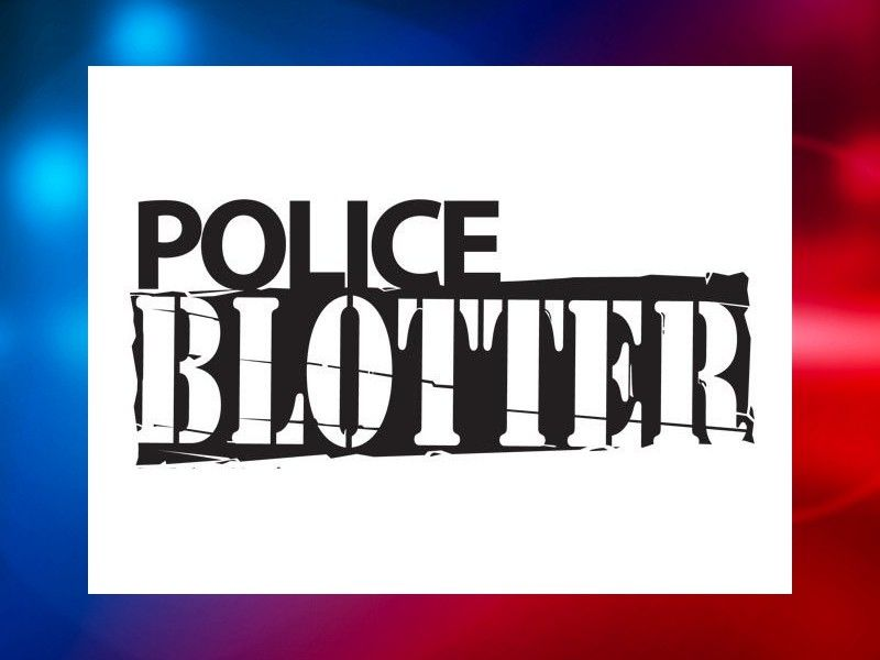 Monthly Police Blotter from Shell Lake PD