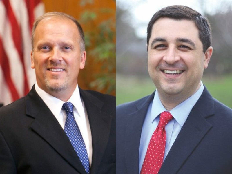 Brad Schimel, Josh Kaul Meet In First Attorney General Debate