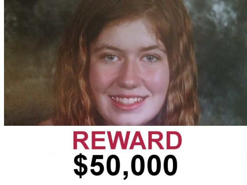 Reward Increased to $50,000 in Jayme Closs Case