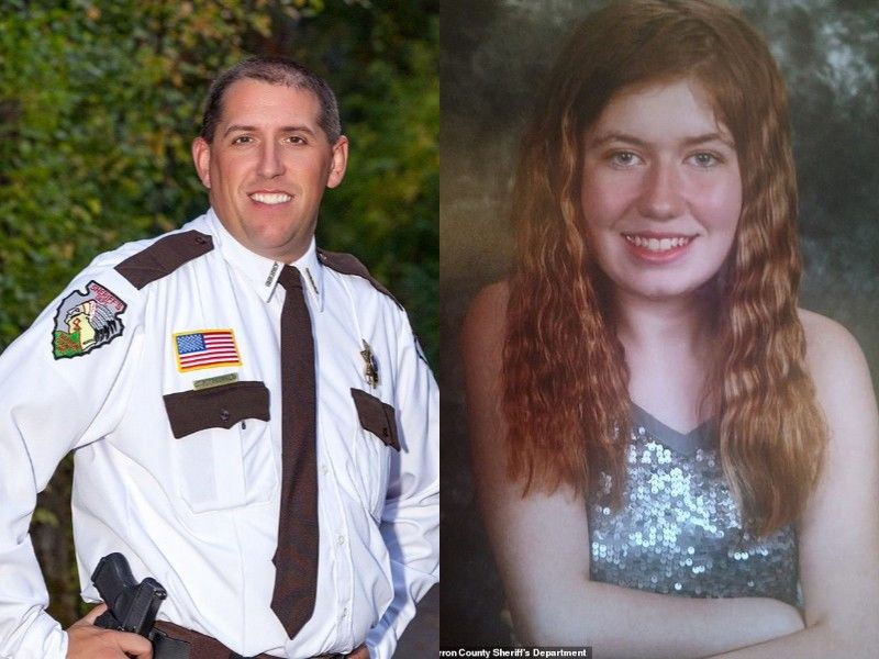 Sheriff Fitzgerald Updates Community on Jayme Closs Investigation