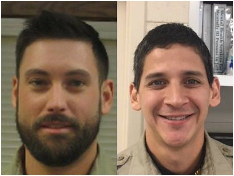 Washburn County Sheriff's Office Welcomes Two New Deputies