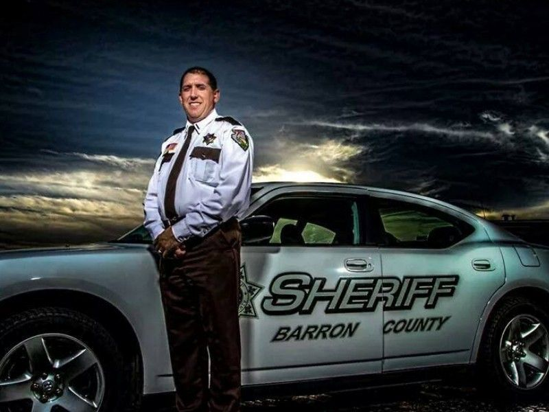 Today's Guest on DrydenWire Live: Barron County Sheriff Chris Fitzgerald