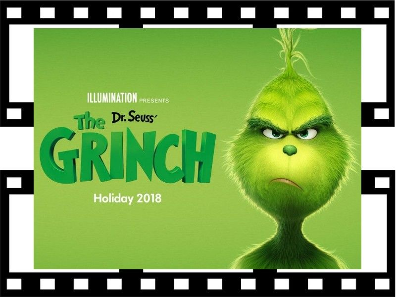 Movie Review: 'Dr. Seuss' The Grinch'