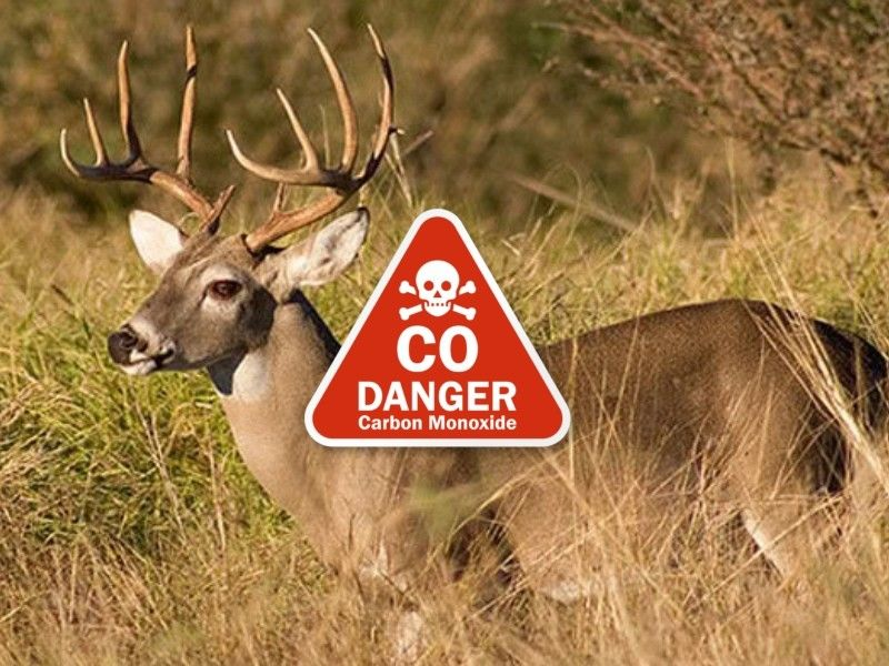 Prevent Carbon Monoxide Poisoning This Hunting Season