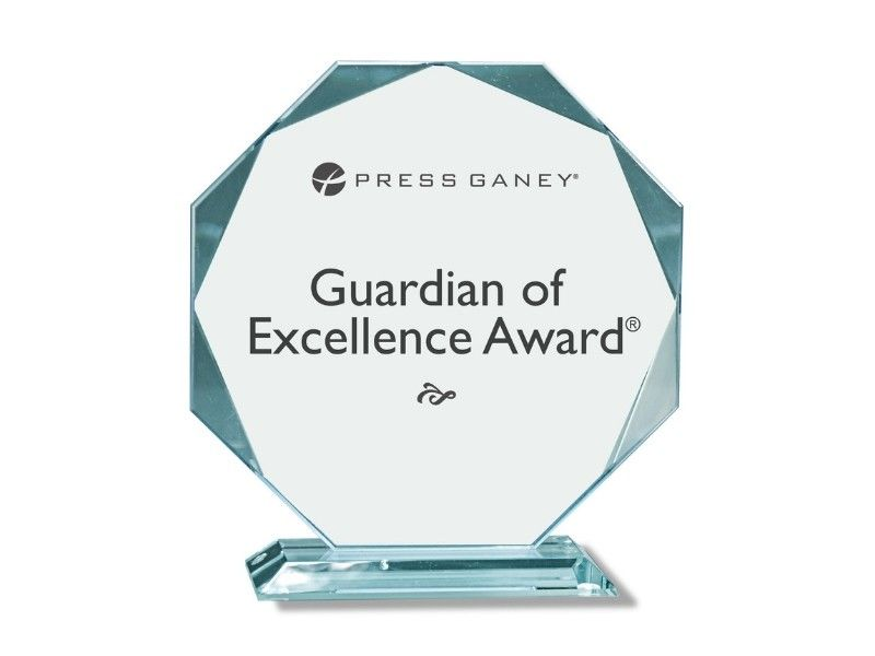 Spooner Health Receives 2018 Press Ganey Guardian of Excellence Award