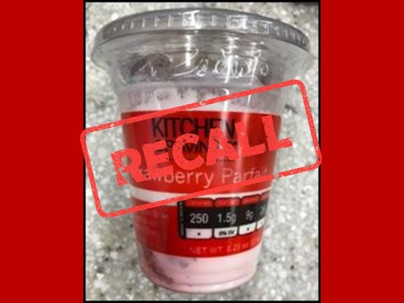 Kwik Trip Recalls Parfaits Over Undeclared Presence Of Nuts