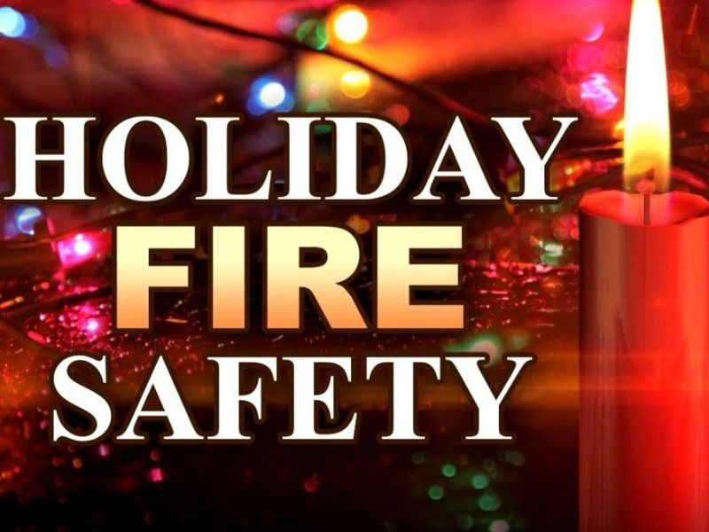 Make Sure Your Home Is Fire Safe For The Holidays