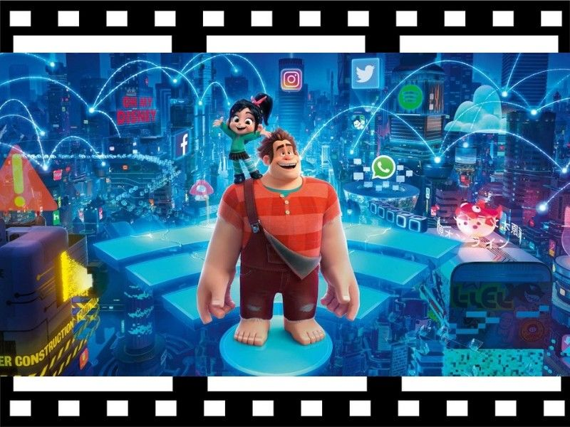 Movie Review: 'Ralph Breaks The Internet'