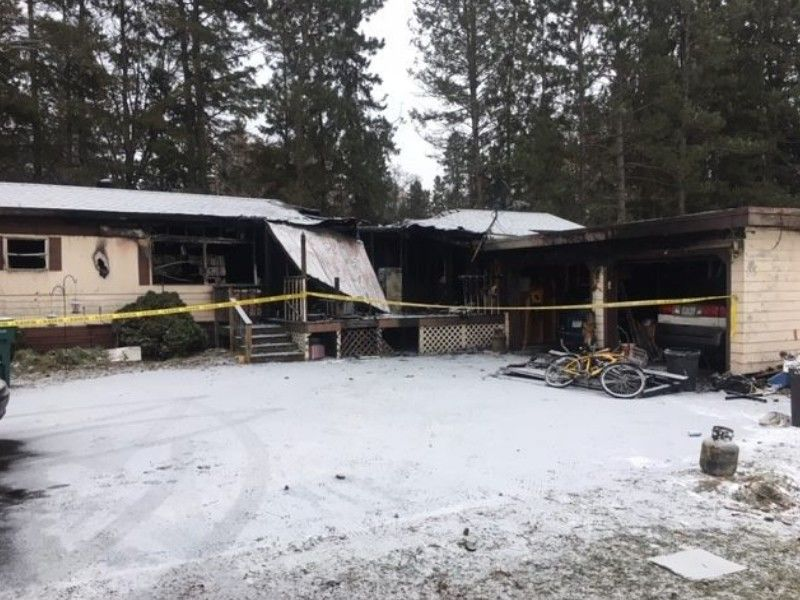 Trailer House Fire Claims One Life, Two Others Critically Injured: Sheriff