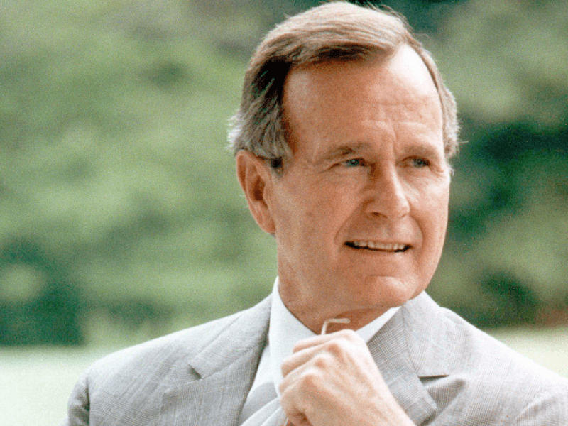 Former President George H.W. Bush Has Died