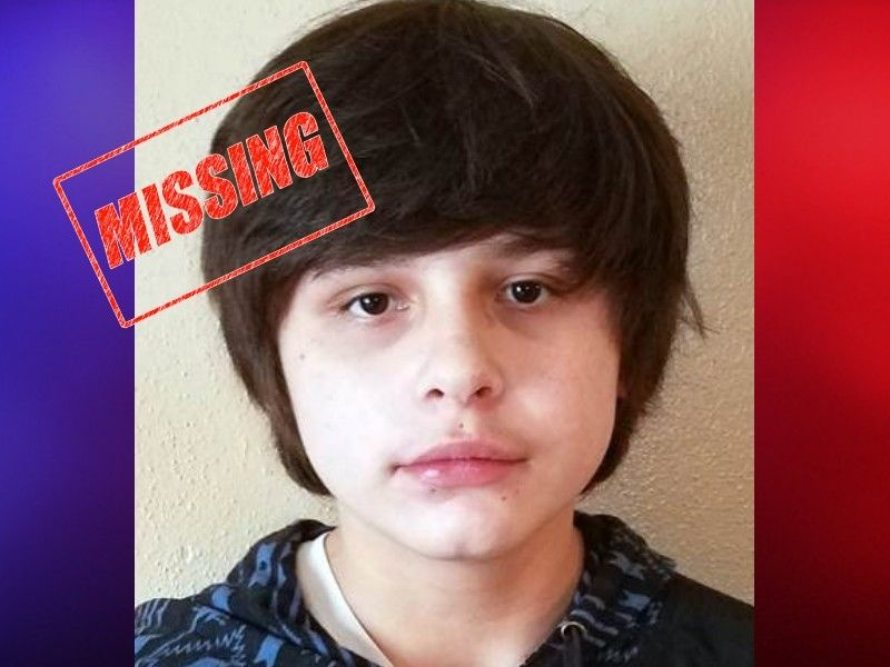 Missing Person: Favian Cadotte From Ashland, WI