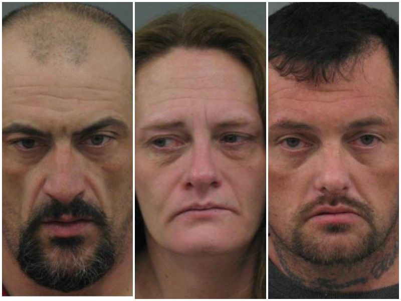 Multiple Arrests Made At Residence Near Stone Lake | Recent