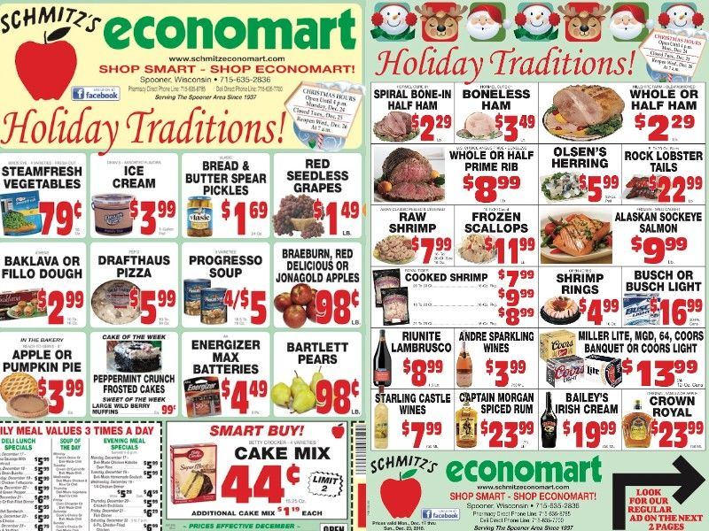 Great Deals Going On Now At Economart!