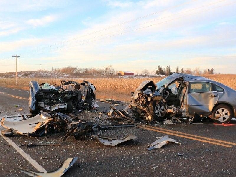 Fatal Fatal Motor Vehicle Crash On Hwy 35 In Polk County