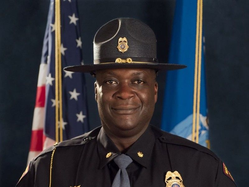 Governor Evers Appoints Major Anthony Burrell As Wisconsin State Patrol Superintendent