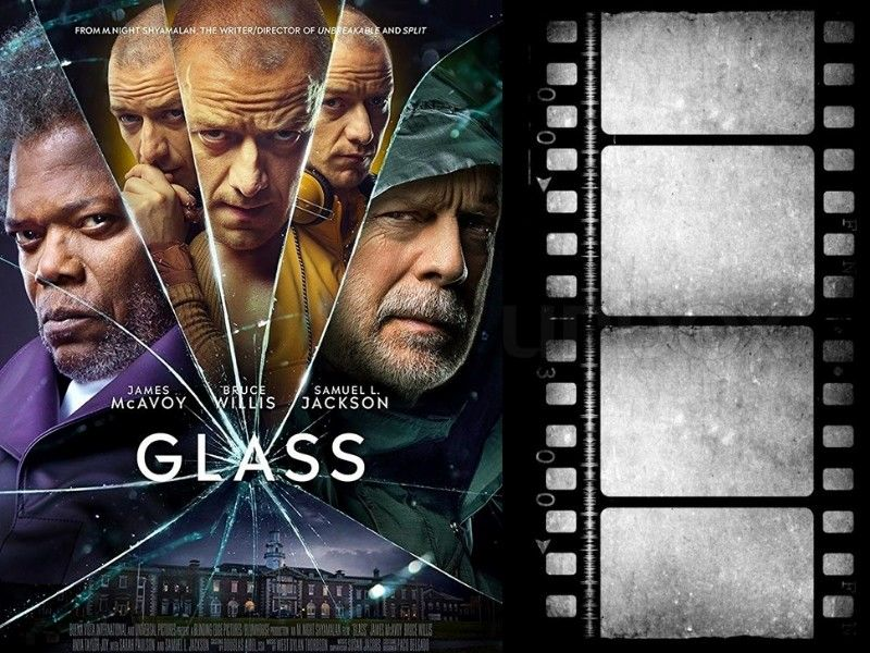Movie Review: 'Glass'