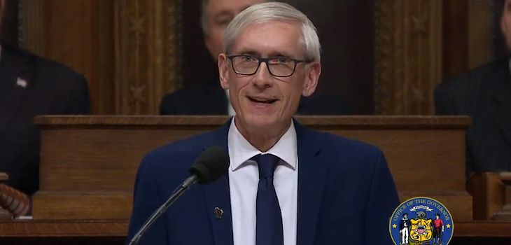 Governor Evers' State Of The State Speech