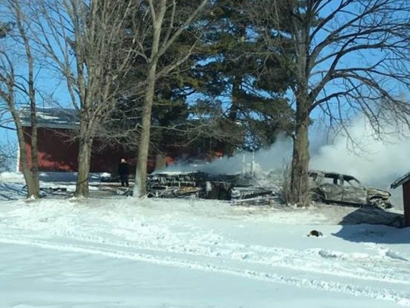 House Fire Results In Fatality In Chippewa County