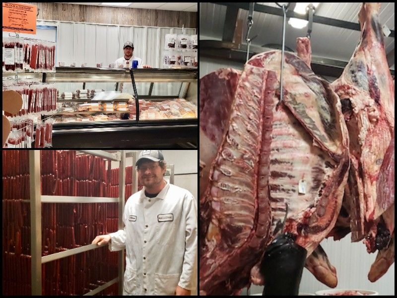 Block And Cleaver Custom Meat Shop Now Open In Siren