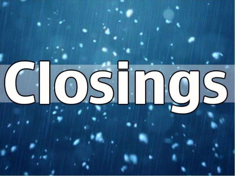 School Closings & Early Dismissals