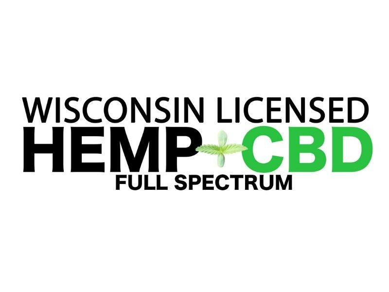 Wisconsin Licensed Hemp CBD Full Spectrum