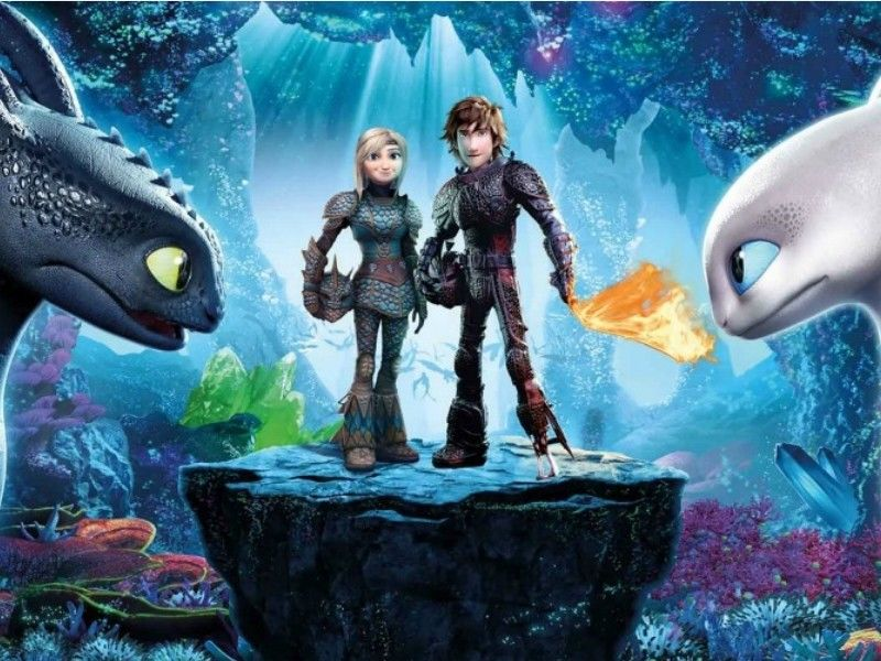 Movie Review: 'How To Train Your Dragon: The Hidden World'