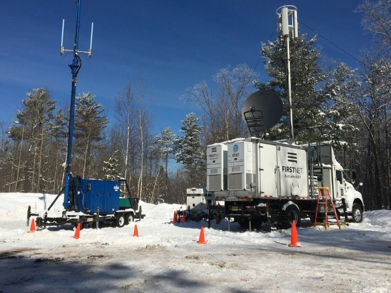 New Deployable Communications Equipment Assists Public Safety During Birkebeiner Race