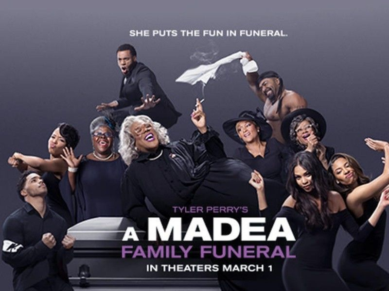 Movie Review: 'Tyler Perry's A Madea Family Funeral'