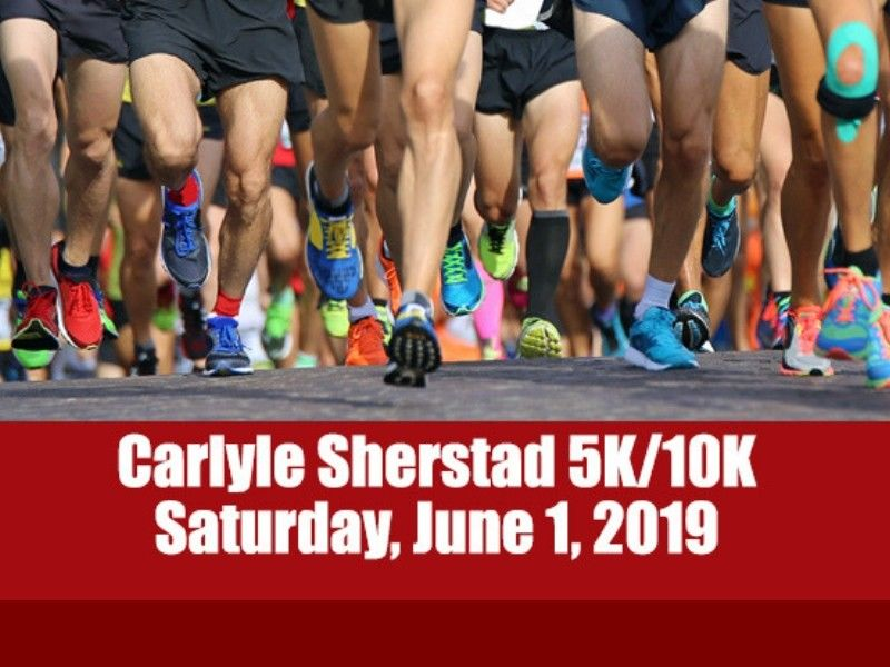 Registration Opens On March 11th For The Carlyle Sherstad 5k/10k