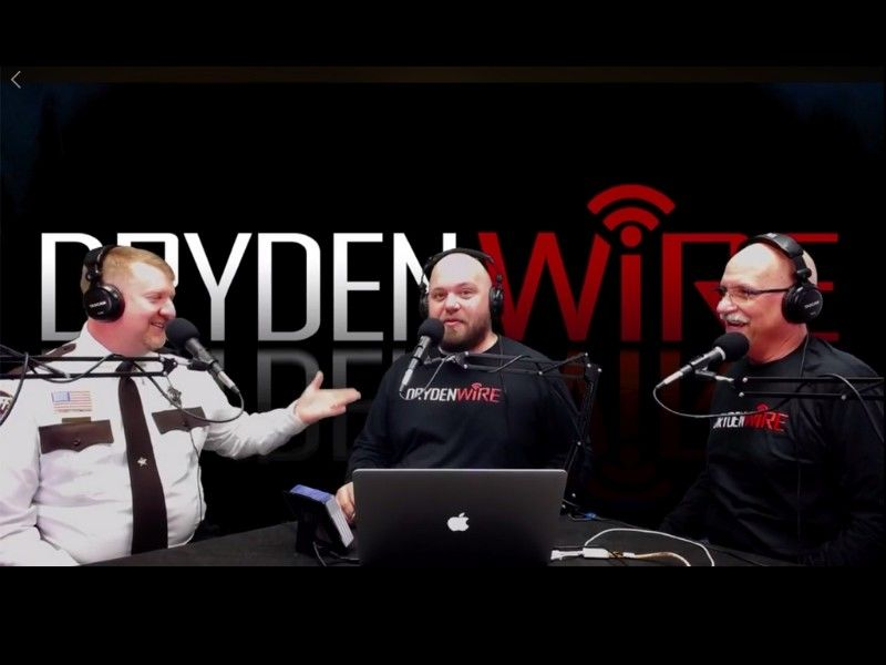 WATCH: Polk County Sheriff Brent Waak On DrydenWire Live!