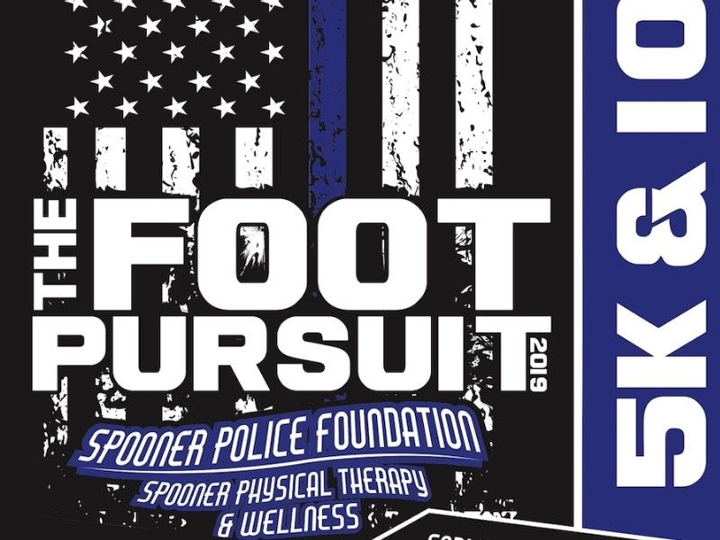 Registration Now Open For 2019 Foot Pursuit 5K & 10K Run