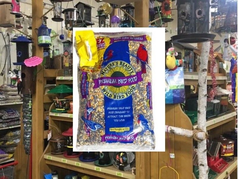 Northwoods Hardware Hank: Buy A Bird Feeder, Get 20lb Bag Of Premium Birdseed For FREE