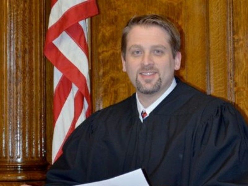 This Week's Guest On DrydenWire Live: Sawyer County Judge John Yackel