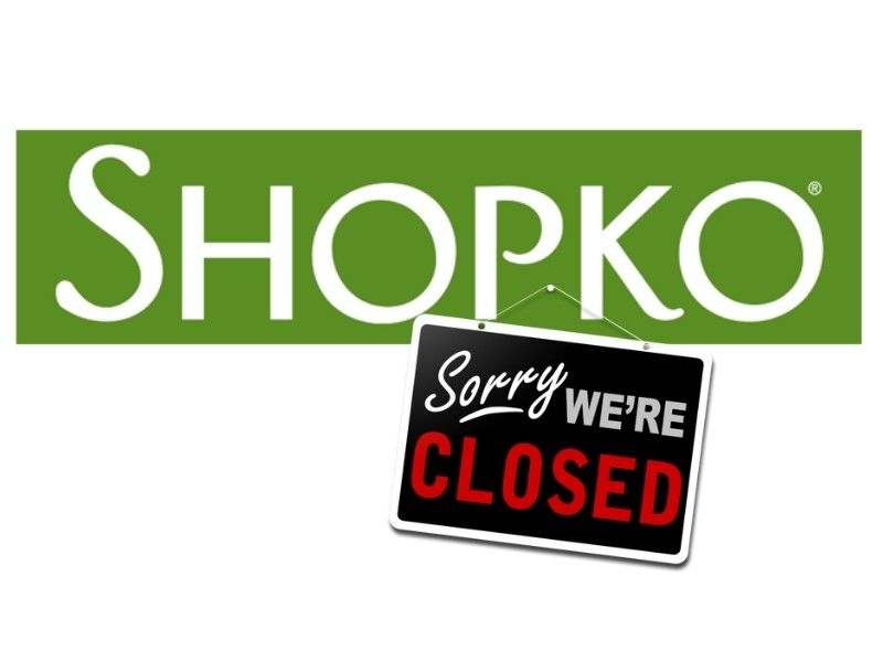 Shopko Closing All Remaining Stores