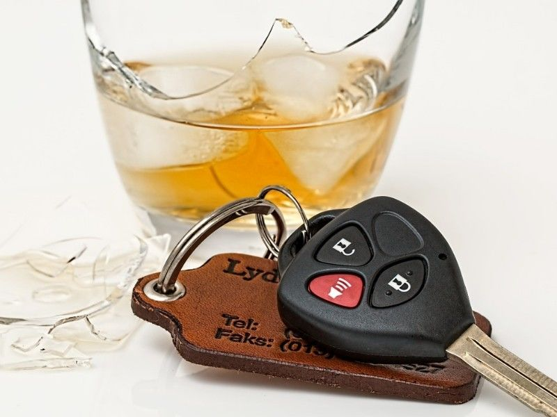 Proposed Bill Would Allow Expungement Of Record For First-Time Drunk Drivers