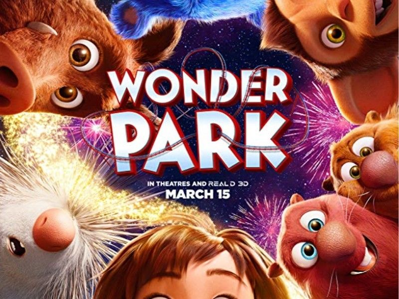 Movie Review: 'Wonder Park'