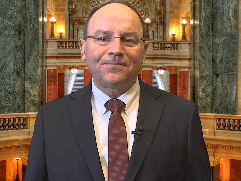 WATCH: Sen. Tiffany's Budget Update