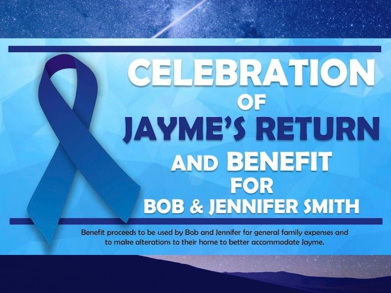 Celebration Of Jayme's Return And Benefit