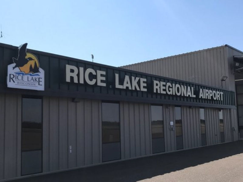 Gov. Evers Approves Funding For Two Improvement Projects For Rice Lake Regional Airport